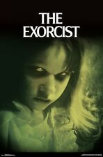THE EXORCIST - EYES MOVIE POSTER 22x34 - CLASSIC 16596