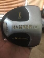 GOLF CLUB X-Factor HAMMER  10* DRIVER 1 Smart Shaft GRAPHITE  Super Light