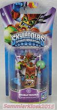 Double Trouble - Skylanders Spyros Adventure Figur Element Magic / Magie Neu OVP