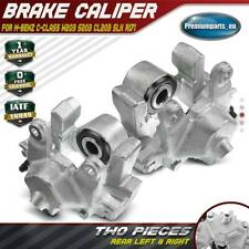 2x Brake Caliper Rear L &R for Mercedes-Benz C-Class CLC CLK SLK W203 S203 CL203