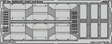 Eduard 1/35 Sd.Kfz. 251 Ausf. C Tool Boxes # TP100