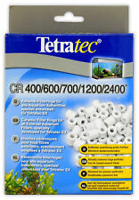 Tetra CR Filter rings 500ml Tetratec Ceramic Filter Ring Bacteria Media FishTank