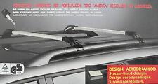 BARRE PORTATUTTO PRO WAGON 4373005 FIAT UNO MODELLO HOBBY MADE IN ITALY