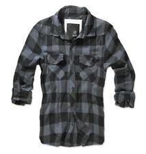Camisas casuales de hombre grises talla L