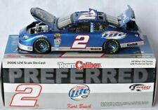 Preferred #2 DODGE NASCAR 2006 * MILLER LITE * Kurt Busch - 1:24 lim