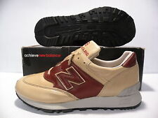 NEW BALANCE 576 LEATHER LOW LE SNEAKERS WOMEN SHOES GOLD LW576MSB SIZE 9.5 NEW