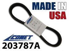 Genuine Comet 203787A Made In Usa Belt Golf Kart Scooter Torque Converter 40-95