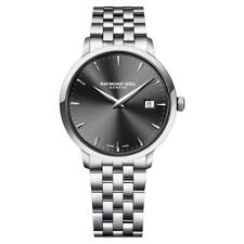 Raymond Weil Toccata Steel-tone Dial Stainless Steel Mens Watch RW-5488-ST-60001