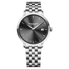 Raymond Weil Toccata Steel-tone esfera reloj hombre acero inoxidable RW 5488 St