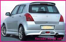 SUZUKI SWIFT MK3 REAR/ROOF SPOILER (2005-2010)