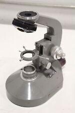 Olympus Tokyo FHA 211430 Moncular Student Microscope Made in Japan