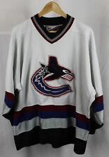 Vintage Vancouver Canucks NHL Pro Player Jersey Sz L