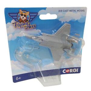 Corgi Flying Aces Diecast F-35 Lightning Model