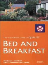 Bed and Breakfast Guest Accommodation in England 2004 (AA Visit Britain Accom.