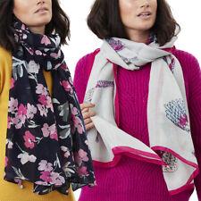 Joules Womens Julianne Warm Winter Woolen Scarf