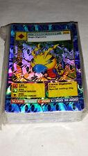 Digimon Karten Japan Holo 1st Edition  aus einem Geschäftsnachlass