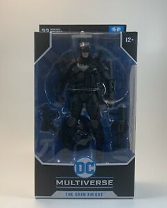 McFarlane Toys - DC Multiverse Batman The Grim Knight - WalMart Exclusive Rare