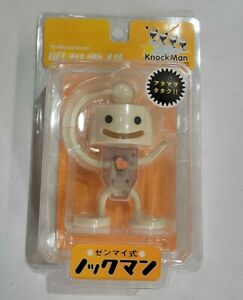 Maywa Denki KNOCKMAN KNOCK MAN Figure JAPAN Wind Up Toy