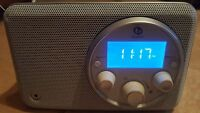 Boston Acoustics Solo 2 White Clock Radio AM/FM Antenna 2 Solo II Horizon
