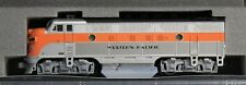 N Scale - KATO 176-1203 WESTERN PACIFIC F3A Locomotive # 803 DCC Ready