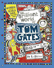 The Brilliant World of Tom Gates-ExLibrary