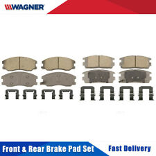 Front&Rear 8PCS Wagner Ceramic Disc Brake Pads Set For CHEVROLET EQUINOX 2008-09
