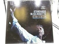 Stan Kenton Standards In Silhouette LP Stereo ST 1394 Capitol VG+ cover VG+