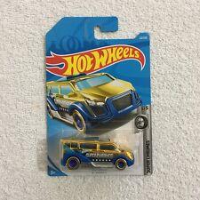 Hot Wheels Gold Super Chromes Speedbox 3/5 Diecast Car