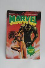 MARVEL STRIP 27/1984 - Ex YU comic