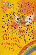 Rainbow Magic Goldie the Sunshine Fairy by Daisy Meadows NEW (Paperback, 2004)