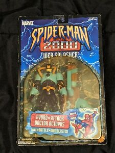 Spiderman 2000 Hybrid Attack Doctor Octopus Action Figure