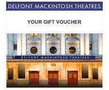 More details for delfont mackintosh theatres voucher