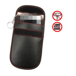 RFID Car Key Signal Blocking Bag Cell Phone Blocker Case Pouch Shielding Wallet