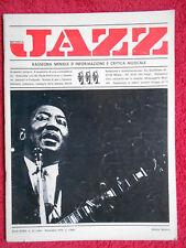 Rivista MUSICA JAZZ 12/1976 Muddy Waters Andrea Centazzo De Paula Vieira No cd