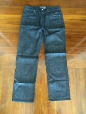 Stussy jeans dark blue denim 34 x 30.5