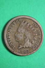 1862 Indian Head Cent Penny Exact Coin Shown Combined Flat Rate Shipping OCE 213