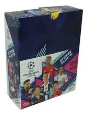 Champions League 2018-2019 Box 30 Bustine Figurine Topps