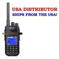 TYT (Tytera) MD-380 UHF DMR 1000CH 2000mAh 5W Radio +USB CABLE