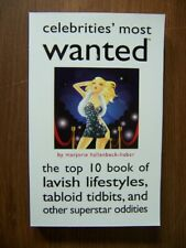CELEBRITIES! - LAVISH LIFESTYLES, TABLOID GOSSIP, BIZARRE HOOKUPS - 5 COPIES