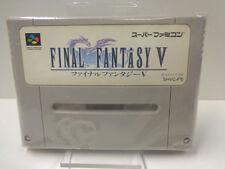 SNES Spiel - Final Fantasy V (5) (JAP Import) (Modul)