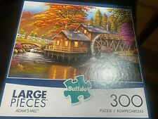 Buffalo Games Puzzle 300 Large  Piece Adam's Mill