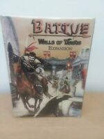 Battue Walls of Tarsos Expansion Sealed New in Box Board Game