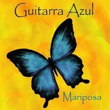 Guitarra Azul - Mariposa [New CD]