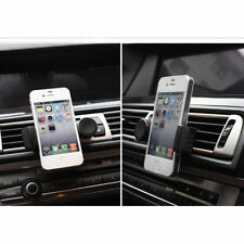 Support de voiture de GPS noirs universel pour téléphone mobile et PDA