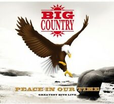 Big Country - Peace in Our Time [New CD] Germany - Import