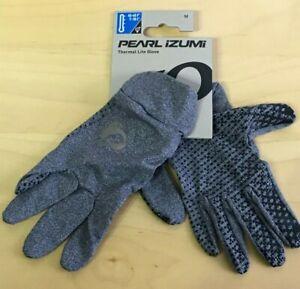 New Pearl Izumi Thermal Lite Glove Men Full Fingers Lightweight + Warm 45-65F
