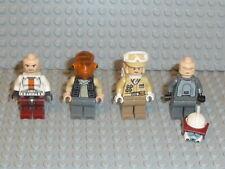 Lego ® Star Wars 4x personaje Clone Trooper Jedi 10188 75159 75192 9516 accesorios f958