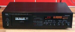 Yamaha KX-530 High End stereo Cassette Deck