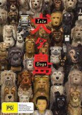 Isle Of Dogs DVD NEW Region 4