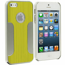 Glossy Metal Mobile Phone Fitted Cases/Skins for iPhone 5s